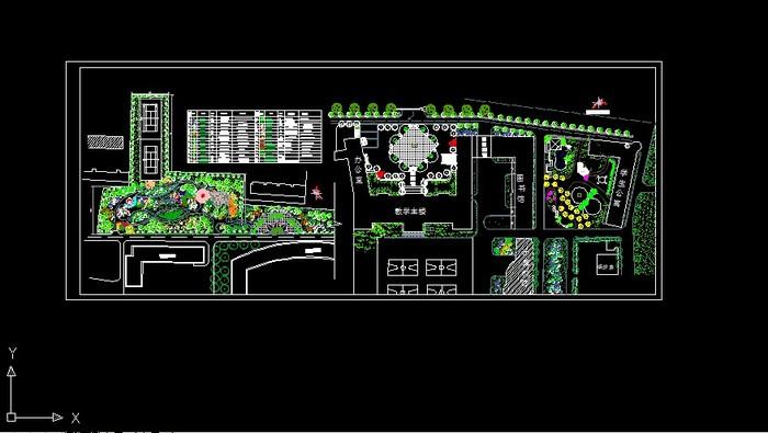 相关专题:校园规划设计图 校园绿地规划设计图 校园网络规划设计图