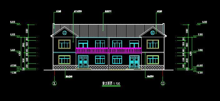找了好久,自己设计农村住宅,别墅平面图必用模版图(非常全面)  上传