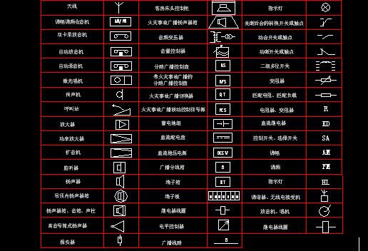 上传时间:2008-10-29 所属分类:建筑电气图例符号节点图