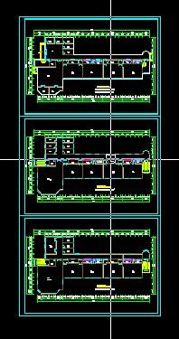 六班幼儿园建筑方案2图片