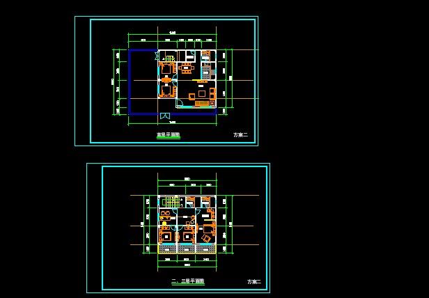 三层住宅平面图 单元式三层住宅设计 三层住宅平面设计图  所属分类