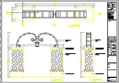 土木拱型衣服FIL32_CO图纸在线(原网易门洞在特色婴儿土木制作图片