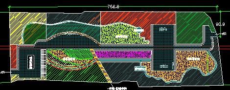 园林苗圃规划