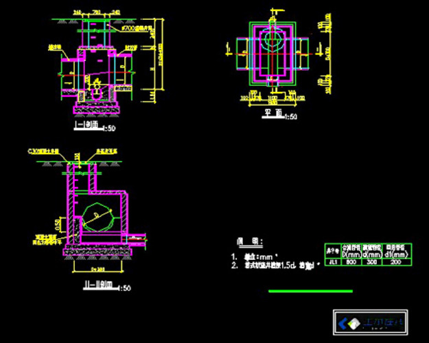 室外弱电井距离 室外弱电井规范 室外弱电井尺寸 室外弱电井施工方案
