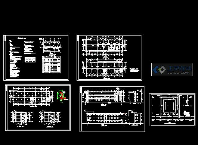 本专题为土木在线建筑设计教学专题,全部内容来自与土木在线图纸资料库精心选择与建筑设计教学相关的资料分享,土木在线为国内最大最专业的土木工程垂直站点,聚集了1700万土木工程师在线交流,土木在线伴你成长,更多建筑设计教学相关资料请访问土木在线图纸资料库!