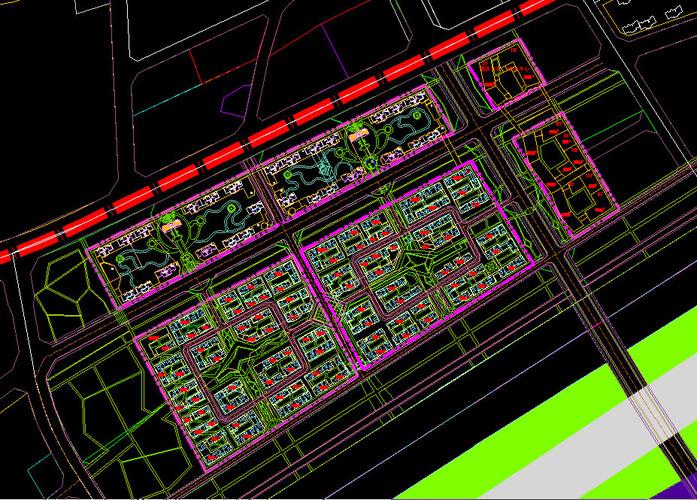 居住区规划 城市居住区规划设计