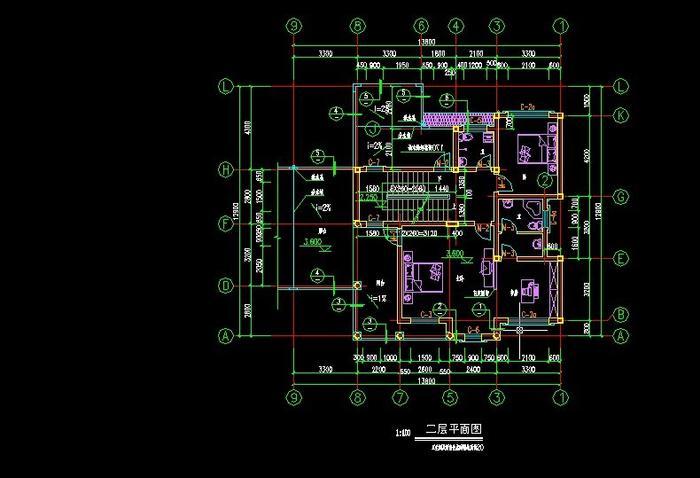 土木建筑学单元式图纸住宅设计_CO多层载重房屋航模在线图片