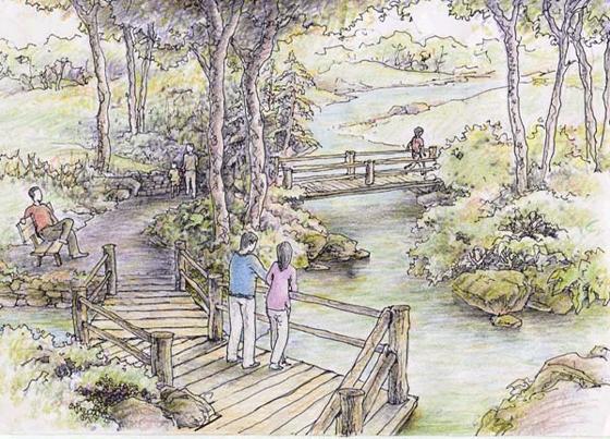 所属分类:园林景观手绘图