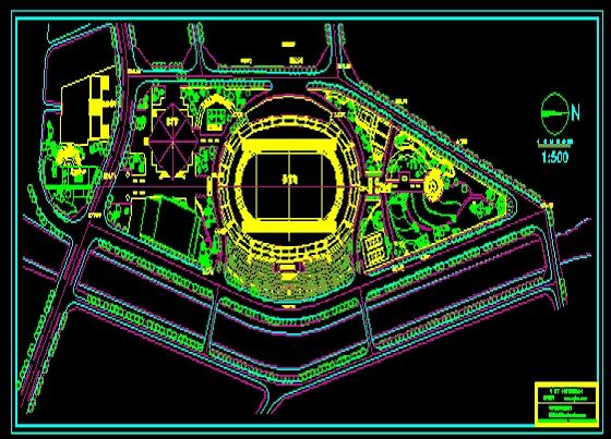 简介:体育场规划图 相关专题:广场规划图猪场规划图市场规划图生态图片