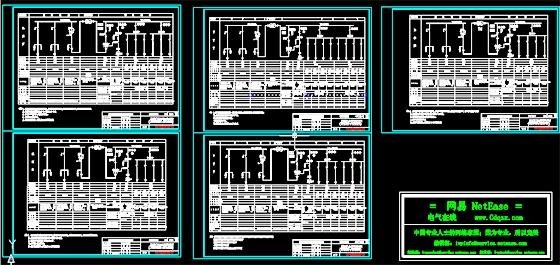 630kva及800kva箱式变压器一次单线图 双630kva变压器箱式变电站主图片