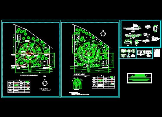 居住小区场地景观规划与设计平面效果图 plc控制的工业场地日用消防