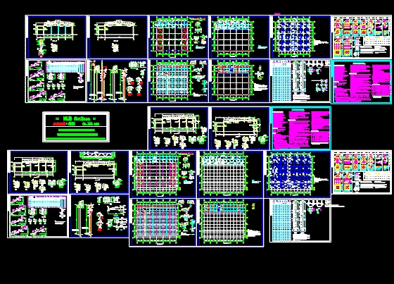 劳斯莱斯钢展厅结构图高清图片