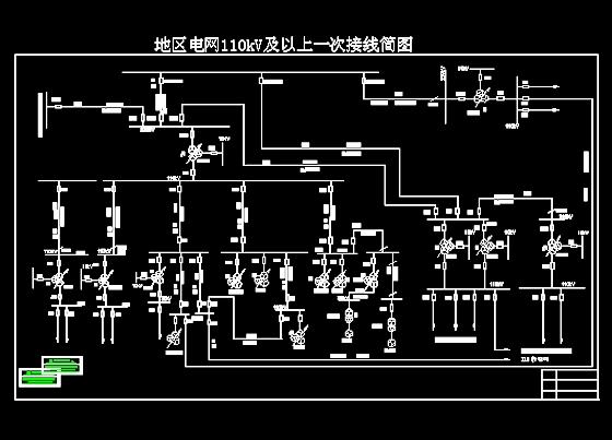 220降压启动接线实图