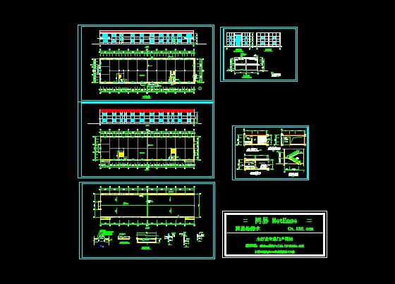 某厂房平面图