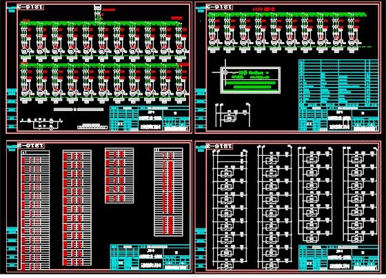 某音乐喷泉电气控制图2