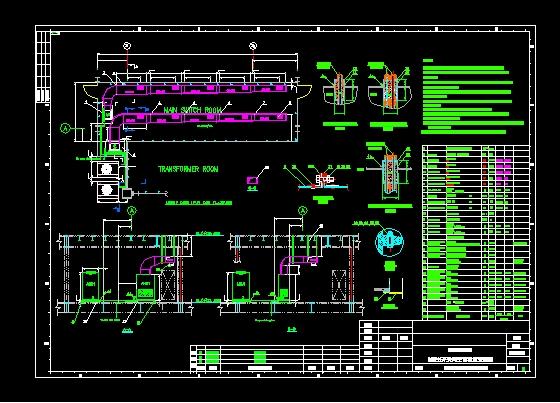 地暖安装设计图 水暖安装设计图 房屋水电安装设计图 室内水电安装
