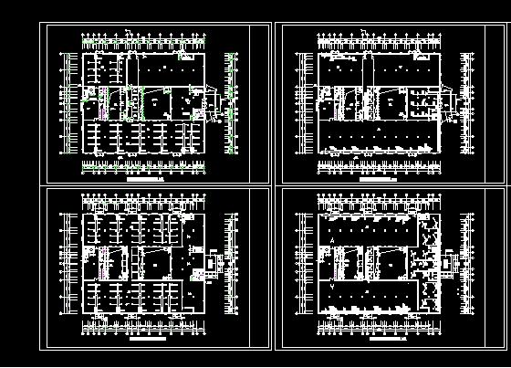 服装厂厂区规划平面图 服装厂房设计 服装厂房设计图 服装厂房结构图
