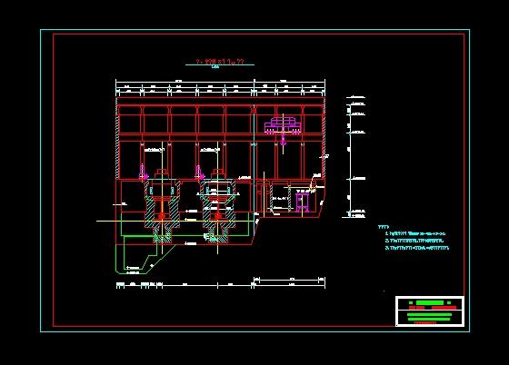 钢筋混凝土剪力墙结构设计ggd安装图电梯井道安装图