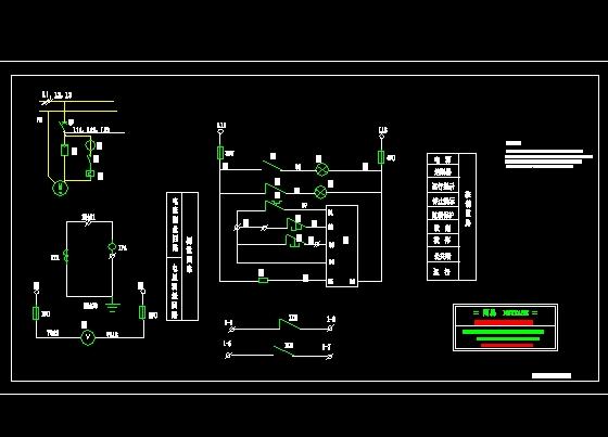 电机软启动原理图图片