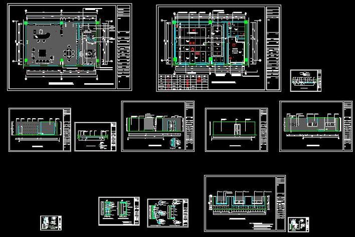 总经理办公室设计方案