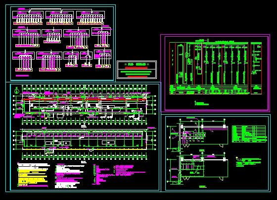 工业厂房图纸土木_co土木遥控(原网易图纸在线在线电气检测仪自制图片