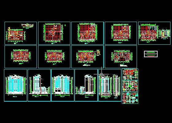 相关专题:高层商住楼小高层商住楼商住楼图纸高层商住楼设计沿街商住