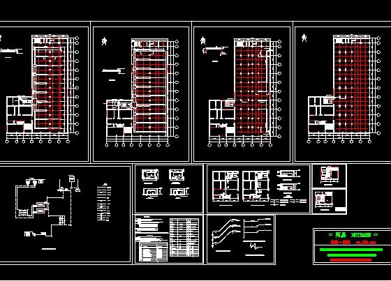 服装厂空调系统设计