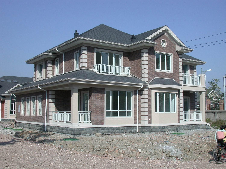 意式风格三层别墅施工图(含效果图),共100张 花园洋房奢华欧式四层