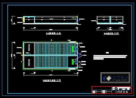 cast反应池设计图