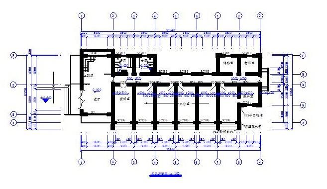 房屋平面设计