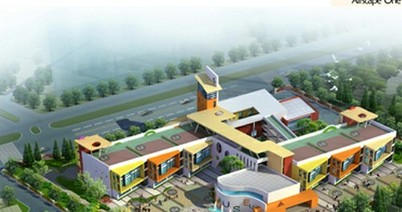 幼儿园平面效果图 幼儿园设计效果图 幼儿园大门效果图 幼儿园装修