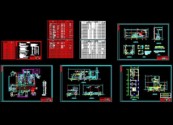 2x6吨锅炉房设计图片