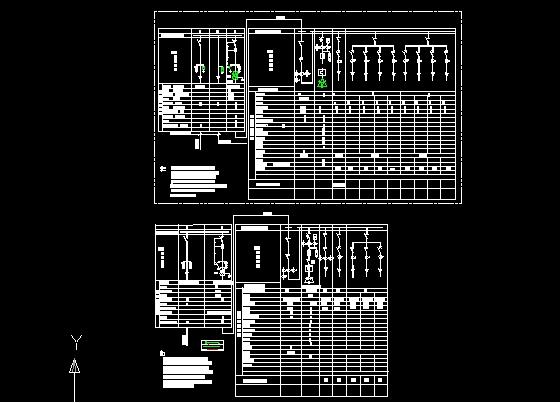 【路灯箱变】250kva路灯箱变_cad图纸下载_土木在线