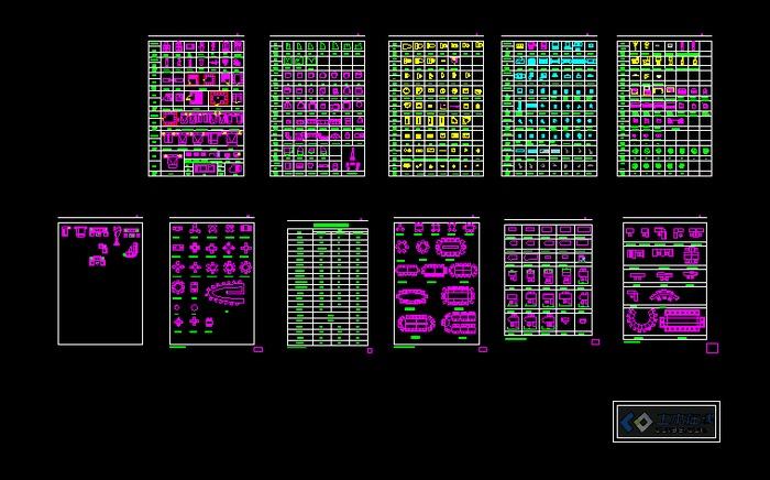 室内CAD土木土木_CO家具v土木(原网易尺寸在cad图片裁切图片