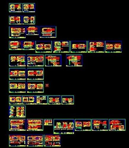 欧式装修平面图
