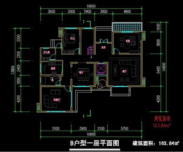 墅全套建筑施工图