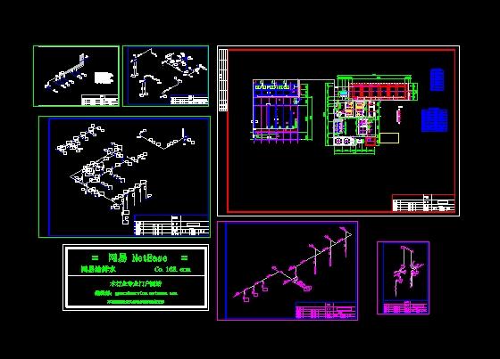 工业管道图纸收藏工业管道地沟施工详图相关图纸;