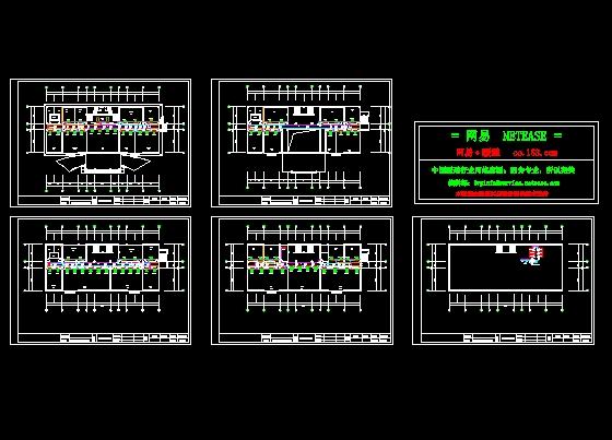 图纸 暖通设计图  户式中央空调(户式中央空调设计)  水机户式中央