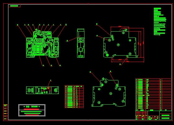 型号小型漏电断路器光伏断路器断路器符号断路器型号