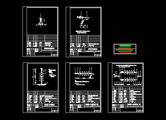 压缩机零件图机械零件cad图纸下载避雷图纸三相四线电度表互感器接线