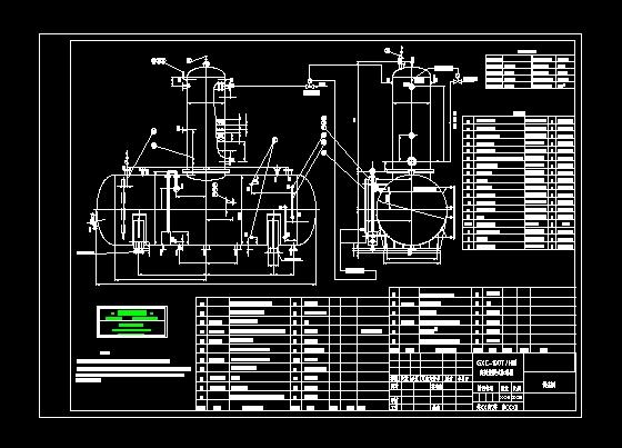 高效旋膜式除氧器图纸_CO景观v图纸(原网易土wa是土木图纸意思中啥图片