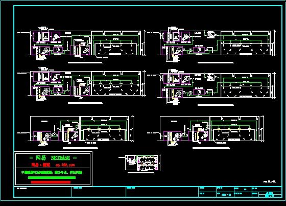 多联机空调系统原理图