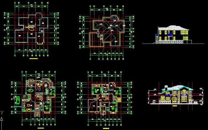 豪华欧式别墅 欧式别墅豪华装修 欧式豪华别墅装修 豪华欧式别墅设计