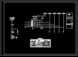 6kv母线与35kvpt接线图图片
