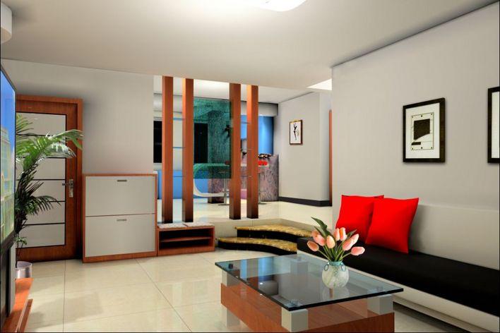 2011年最新20套客厅效果图