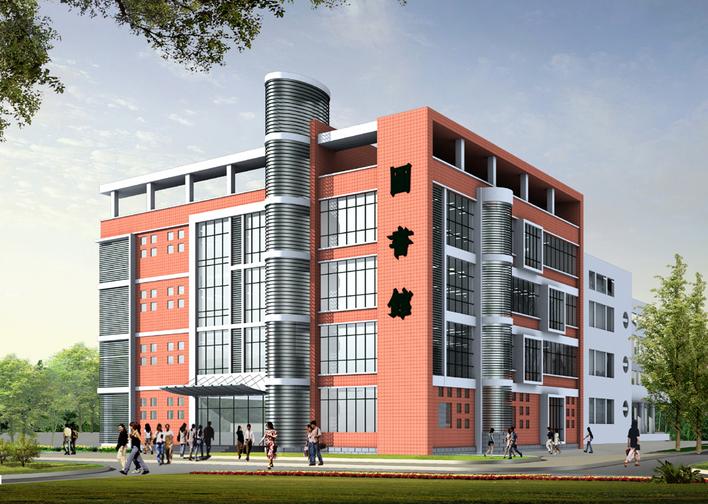 图纸 建筑图纸 教育建筑 图书馆设计 图书馆效果图  上传时间:2007-03