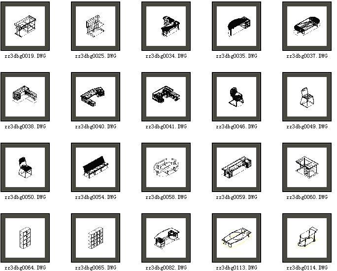 cad三维办公土木_CO家具在线(原网易土木在线衣柜设计cad下载图图片