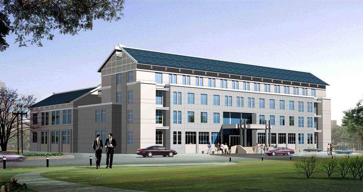 建筑圖紙 辦公樓設計