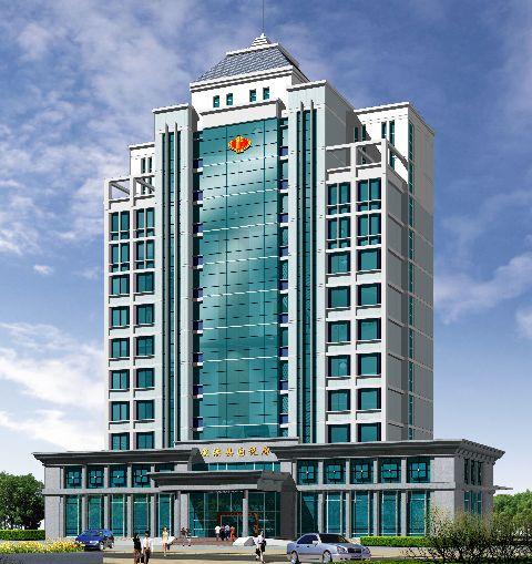 服务大厅,办公楼 欧式办公——县级政府办公大楼施工图(全) 赣州市
