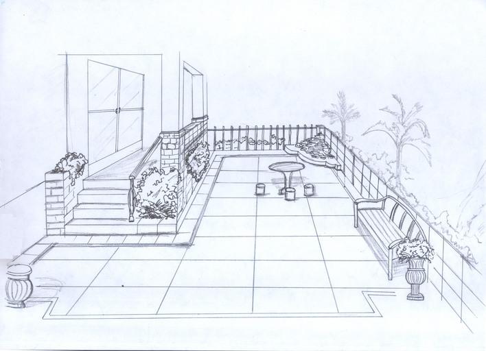 家装设计立面图 平立面图 别墅平立面图 建筑平立面图 花坛平立面图
